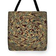 Twisted Magic Tote Bag