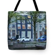 Twisted Panorama. Amsterdam Tote Bag