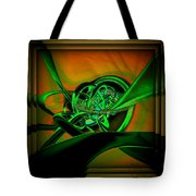 Twisted Sister Tote Bag