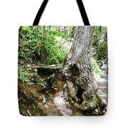 Twisted Tree Smoky Mountains Tote Bag