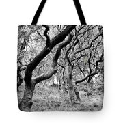Twisted Woodland Tote Bag