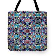 Twister Tile Tote Bag