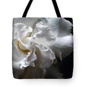 Twisting Folds Tote Bag