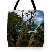 Twists In Color Tote Bag