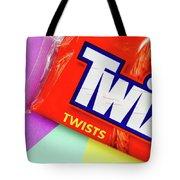 Twix Candy Tote Bag