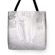Two Angels, 1904  Tote Bag