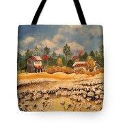 Two Barns Tote Bag