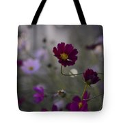 Two Bent Stems Tote Bag