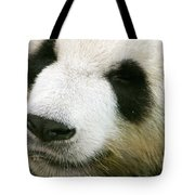 Two Black Eyes Tote Bag
