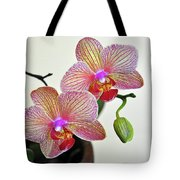 Two Blooms For You Tote Bag