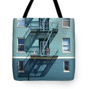 Two Blues Tote Bag