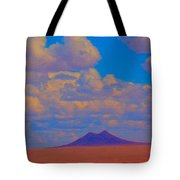 Two Butte Colorado Revisited Tote Bag