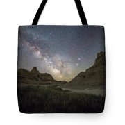 Two Buttes And A Beaut Tote Bag
