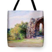 Two Civilizations. Tote Bag