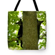 Two Cubs Tote Bag
