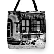 Two Days Later Tote Bag