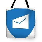 Two Factors Authentication Tote Bag