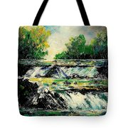 Two Falls Tote Bag