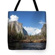 Two Falls Tote Bag