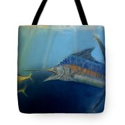 Two For Lunch Tote Bag