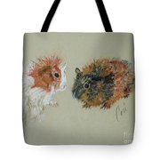 Two Guineas Tote Bag