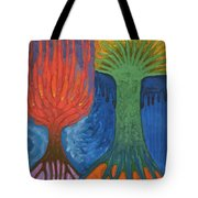 Two Hills Tote Bag