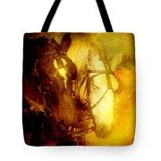 Two Horsepower Tote Bag