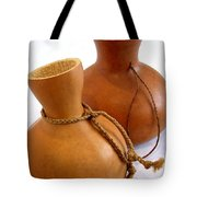 Two Ipu On White Tote Bag