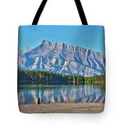 Two Jack Lake Tote Bag