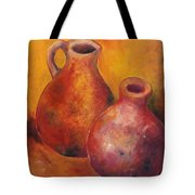 Two Jars Tote Bag