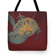 two Jelly fish Tote Bag