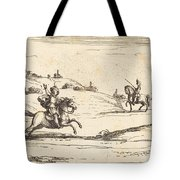 Two Knights Tote Bag