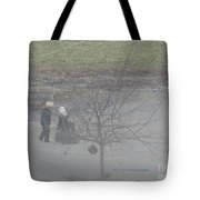 Two Little Buddies Tote Bag