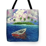 Two Lonely Companions Tote Bag