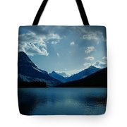 Two Medicine Lake Tote Bag