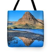 Two Medicine Reflections Tote Bag