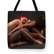 Christiana And Ciara - 4 Tote Bag