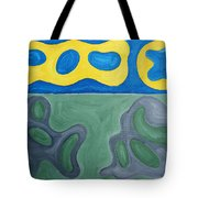 Two Nudes On Beach Tote Bag