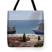 Magnificent Cruises Tote Bag