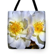 Two Of A Kind Tote Bag by Ekta Gupta