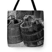 Two Old Pales Tote Bag