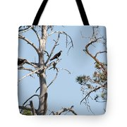 Two Osprey Tote Bag