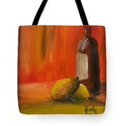 Two Pears And Merlot  Tote Bag by Steve Jorde