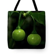Two Peppers Tote Bag