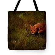 Two Piglets Tote Bag
