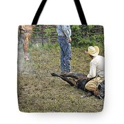 Two Ropes Full Tote Bag