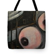 Two Roses Tote Bag