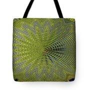 Two Saguaro Abstract #4496w3 Tote Bag