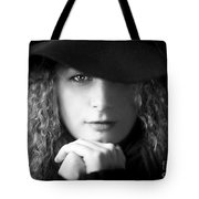 Two Sides To Each Story... Tote Bag