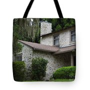 Two Story Beauty Tote Bag